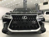 Bán Lexus LX570 Super Sport S màu đen sản xuất 2016 đăng ký cuối 2016 một chủ từ đầu
