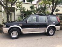 Cần bán gấp Ford Everest 4x2 2.5 L MT 2006, màu đen, giá 240tr