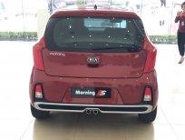 Bán xe Kia Morning MT 2020, màu đỏ giá cạnh tranh
