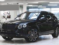 Bán Bentley Bentayga 3.0 Hybrid 2021, màu đen, trắng - Giá tốt nhất toàn quốc