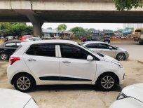 Bán Hyundai i10 2016, màu trắng, xe gia đình đẹp, giá tốt