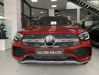 Cần bán Mercedes CLC300 4MATIC 2020, màu đỏ