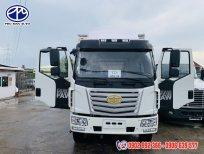 Xe tải 7T25 thùng dài 10 met chở pallets - xe tải Faw 7t25 thùng siêu dài