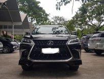 Cần bán lại xe Lexus LX đời 2019, màu đen, nhập khẩu chính hãng