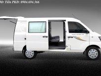 Bán xe tải Van 2 chỗ, 5 chỗ Thaco Van động cơ Suzuki K14B, hỗ trợ trả góp, lãi suất tốt