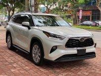Bán ô tô Toyota Highlander Limited 2021, màu trắng, xe nhập Mỹ - Giá tốt