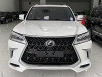 Bán Lexus LX570 Super Sport sản xuất 2018, tư nhân, biển Hà Nội, xe lăn bánh 9000 km, mới 99%