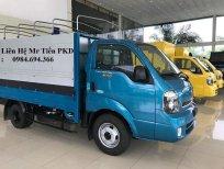 xe tải KIA K250 tải 2.4 tấn thùng bạt, kín, lửng, phanh ABS, Cân Bằng điện tử ESP, giá tốt