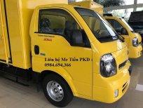 Xe tải KIA K149 tải 1.49 tấn giá tốt,thùng bạt, kín, trả góp lãi suất thấp