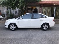 Bán xe Ford Focus 2.0 AT màu trắng SX 2011 xe quá đẹp biển Hà Nội