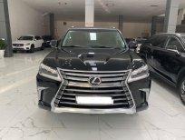 Cần bán Lexus LX 570 sản xuất 2019, màu đen, nhập khẩu chính hãng, như mới