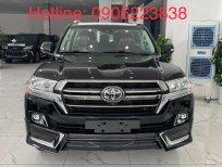 Bán Toyota Land Cruiser VX-S 4.6 đời 2020, màu đen, nhập khẩu chính hãng