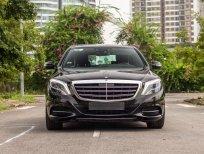 Cần bán gấp Mercedes S400L 2014, màu đen