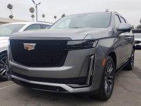 Bán xe Cadillac Escalade Platinum đời 2020, màu xám, nhập khẩu chính hãng