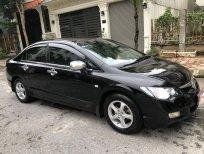 Gia Hưng Auto cần bán Honda Civic 1.8MT 2008, màu đen