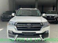 Bán xe Toyota Land Cruiser 4.6 VXS đời 2021, màu trắng, nhập khẩu chính hãng