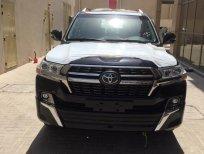 Bán ô tô Toyota Land Cruiser VXS 5.7 MBS sản xuất 2021, màu đen, xe nhập