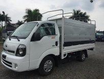 Bán xe Thaco Kia K200 thùng mui bạt màu trắng. Giá cả cạnh tranh. Liên hệ 0969.644.128