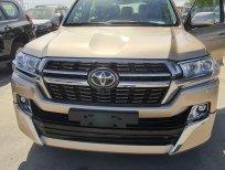 Bán Toyota Landcruiser VX S 4.6 màu vàng cát 2021, mới 100%, xe giao ngay