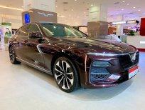 Bán xe Vinfast Lux A2.0 màu nâu đỏ