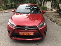 Gia Hưng Auto bán xe Toyota Yaris 1.3G sx 2015 màu đỏ, xe nhập khẩu