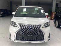 Bán Lexus LM 300H màu trắng 7 chỗ 2021, xe có sẵn giao ngay, giá tốt.
