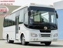Bán xe khách Samco 29 chỗ ngồi động cơ Isuzu Nhật Bản 5.2cc