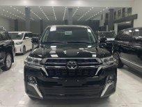 Bán Toyota Land Cruiser 4.6 màu đen, nội thất nâu 2021,giá chỉ hơn 4 tỷ, xe có sẵn giao ngay.