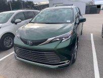 Bán xe Toyota Sienna Platinum sản xuất 2021