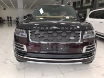 Range Rover SV Autobiography 2021,mới 100%, màu đỏ, nội thất da bò, xe giao ngay