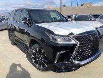 Bán Lexus LX 570 sản xuất 2021, màu đen, nhập khẩu nguyên chiếc từ Mỹ