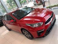 Bán Kia Cerato 1.6 deluxe 2021, màu đỏ, nhập khẩu chính hãng, giá chỉ 670 triệu