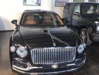 Bentley Continental Flying Spur V8 2021, màu đen, nhập khẩu Mỹ