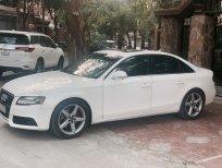 Bán ô tô Audi A4 2.0T 2010, màu trắng, nhập khẩu chính hãng
