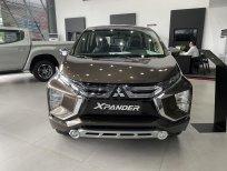 Bán xe Mitsubishi Xpander 1.5 AT 2021, màu nâu, nhập khẩu chính hãng, giá chỉ 630 triệu