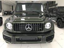 Giao ngay Mercedes- Benz G63 AMG Màu xanh bộ đội nhập mới xe sản xuất năm 2021