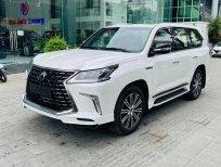 Bán xe Lexus LX 570 MBS 2021, màu trắng, nhập khẩu chính hãng