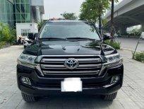 Bán Toyota Land Cruiser 4.6 V8 đời 2016, màu đen, nhập khẩu chính hãng, như mới
