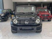 Bán xe Mercedes Benz G63 AMG màu đen, sản xuất 2021, xe giao ngay