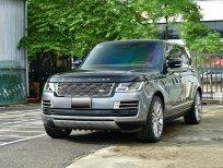 Cần bán lại xe LandRover Range rover SV Autobiography LWB 3.0 đời 2021, màu xám, nhập khẩu chính hãng, như mới