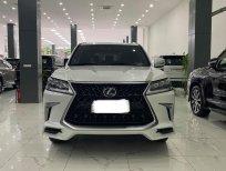Cần bán gấp Lexus LX 570 Super Sport S năm 2018, màu trắng, nhập khẩu nguyên chiếc