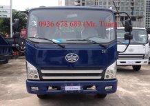 Bán xe tải Faw 7,31 tấn thùng dài 6,25m cabin Isuzu máy khỏe khuyến mại lớn