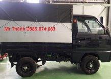 Bán xe tải 5 tạ Suzuki thùng mui phủ bạt cam kết giá tốt nhất Hà Nội kèm nhiều KM