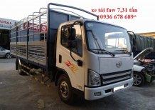Cần bán xe tải GM FAW 7,31 tấn, thùng dài 6m25
