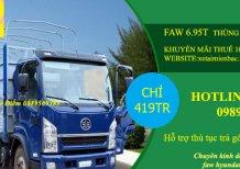 Xe Faw 6.9 tấn,xe tải faw 6.9 tấn ,Faw 6T9
