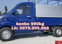 Bảng giá xe tải Kenbo 990kg sx 2018