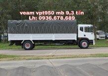 Bán xe Veam VPT950 9.3 tấn, thùng dài 7m6, giá tốt nhất