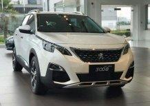 Bán ô tô Peugeot 3008 AN sản xuất năm 2019, màu trắng có xe giao ngay tặng 01 năm bảo hiểm thân vỏ