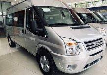 Cần bán Ford Transit SVP 2019, màu bạc, giá chỉ 700 triệu