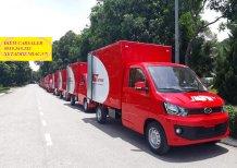 veam vpt095 990kg ,xe tải veam vpt095